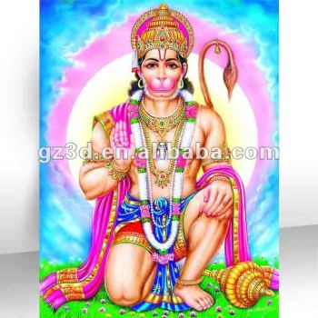 lenticular hindu god frame 3d pictures indian god