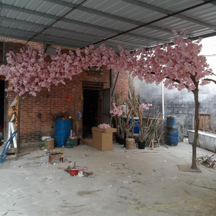 Wedding Trees For Sale: 2016 Factory Wholesale Lifelike Artificial Cherry Blossom