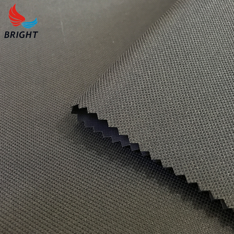 Hot Sale waterproof lame polyester fabric