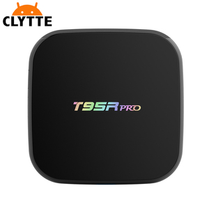 T95R PRO oem android tv box Amlogic S912 2.4GHz/5.8GHz Wifi quad core full 1080p north america iptv PK mx10 android tv box