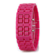 China Ebay Cheap Red LED Light Best Digital Watch