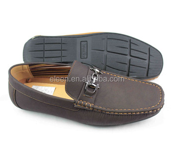 bc679763aa2 2016 stylish comfortable durable men brown leather loafer party wear shoes