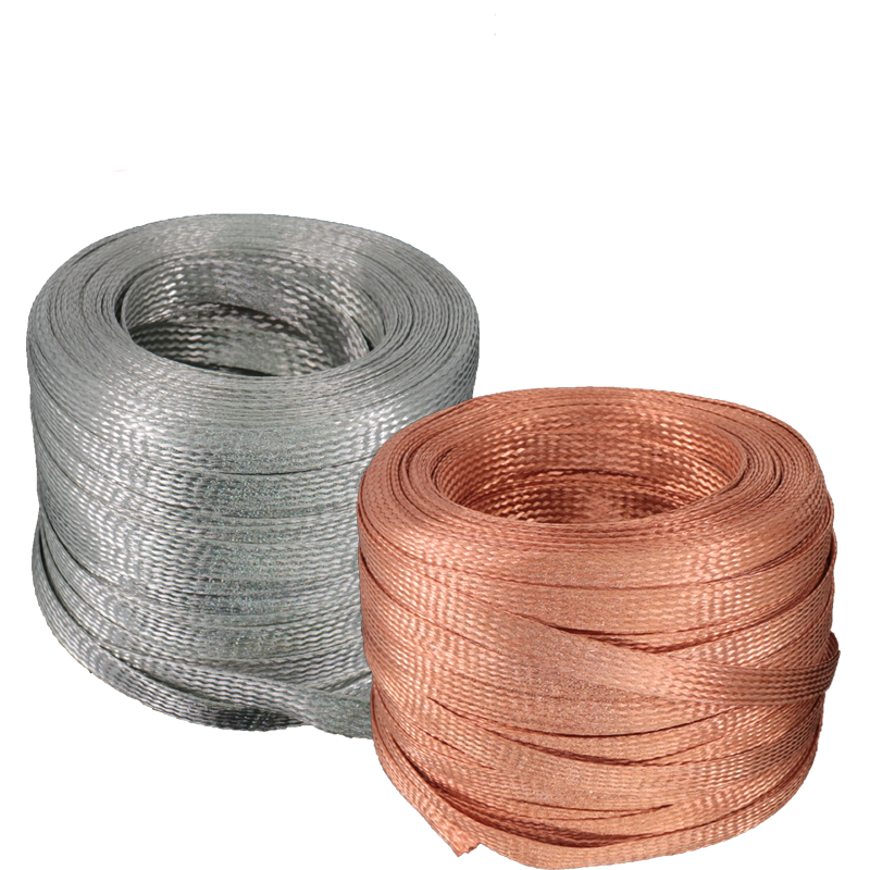 Wholesale Cheap Shielded Jumper Wire Flexible Electrical Cable 8mm Copper Wire