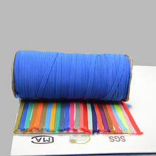 OEM rubber flat elastic band customized elastic band underwear