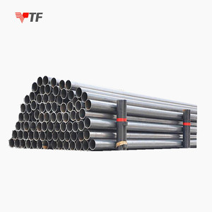 Factory direct sale quality guareety 6 meter welded steel tube