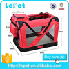 Soft Pet Carrier Dog Cat Travel Bag Folding Tote Soft Sided Crate