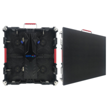 HD P3.91 Mobile LED Layar Iklan Rental Video LED Display Panel
