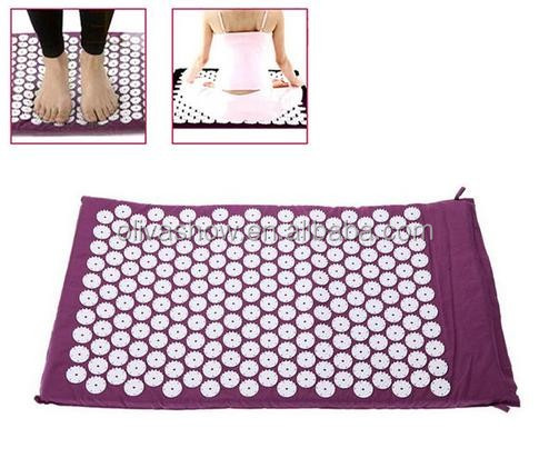 Yoga Needle Massage Cushion Health Acupunture Massage Mat Acupressure Cushion Body Massage Body Pain Relief