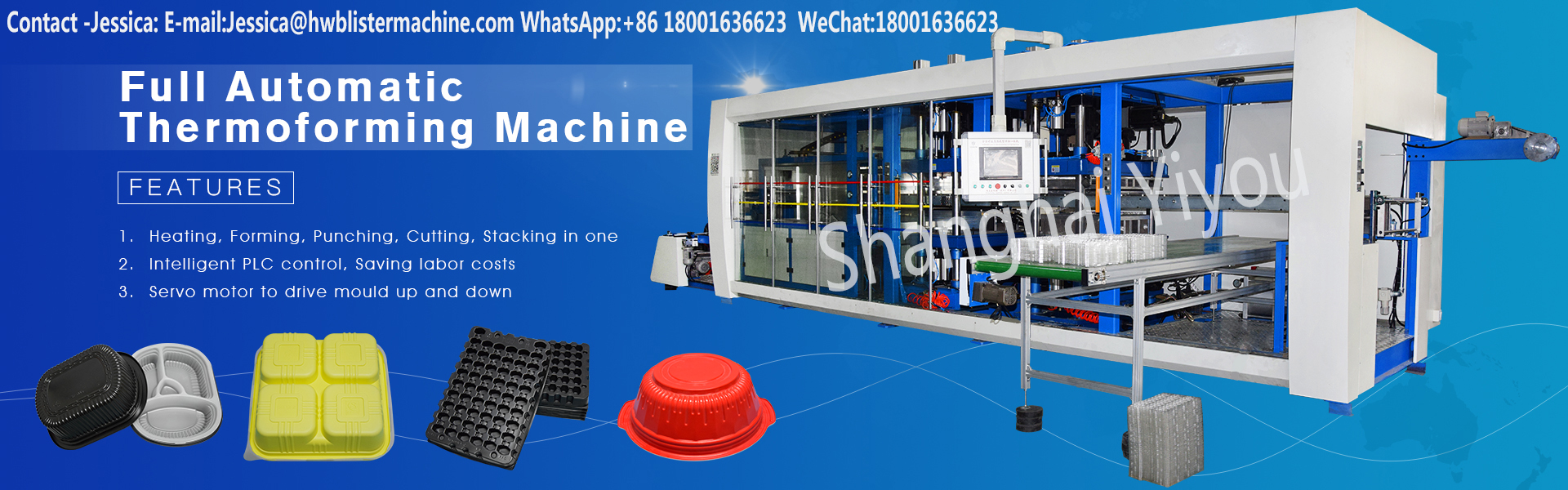 Fully Automatic Disposable Thermocol Plate Making Machine