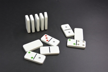 Excellent quality the most popular dominoes game existing mold