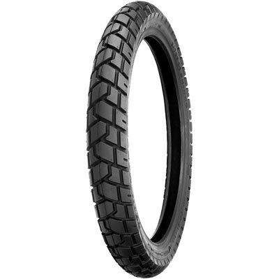 120/70R-17 (58H) Shinko 705 Front Dual Sport Motorcycle Tire