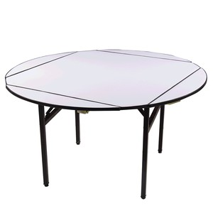 Ordinaire Used Round Banquet Tables For Sale With PVC Material