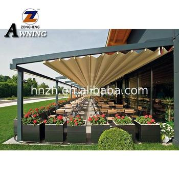 2018 trending products Awnings Motorized Retractable Aluminum new
