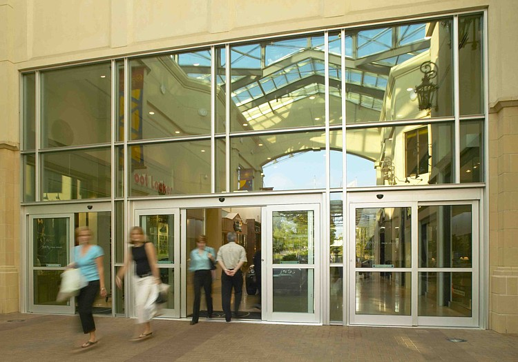 Super quality automatic glass sliding door & Super Quality Automatic Glass Sliding Door - Buy Automatic Glass ...