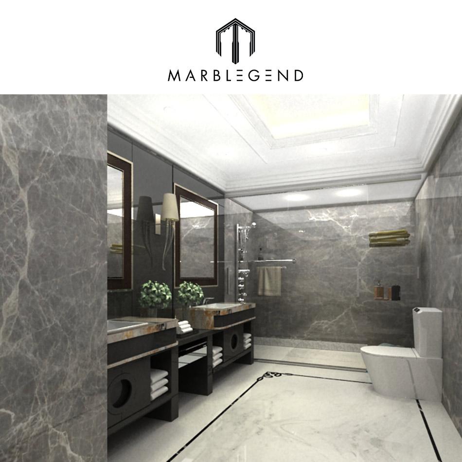 Salle De Bain Carrelage Marbre prix de sol en marbre de salle de bains de carreaux de marbre gris en  tunisie - buy prix du marbre en tunisie,carrelage en marbre gris,carrelage  en
