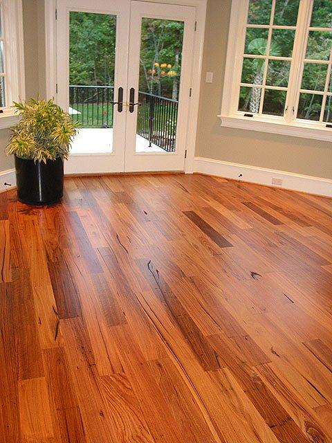 Australian Wormy Chestnut Flooring