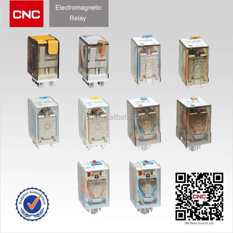 safe and reliable hot sales CNC 60.13 contactor eletromagnetic relay
