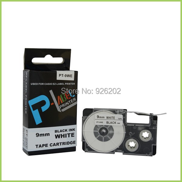 Labeller Printer Labeller Tape Malaysia Wengseng Oa: Good Price And Quality Compatible Casio Label Tape XR 9WE