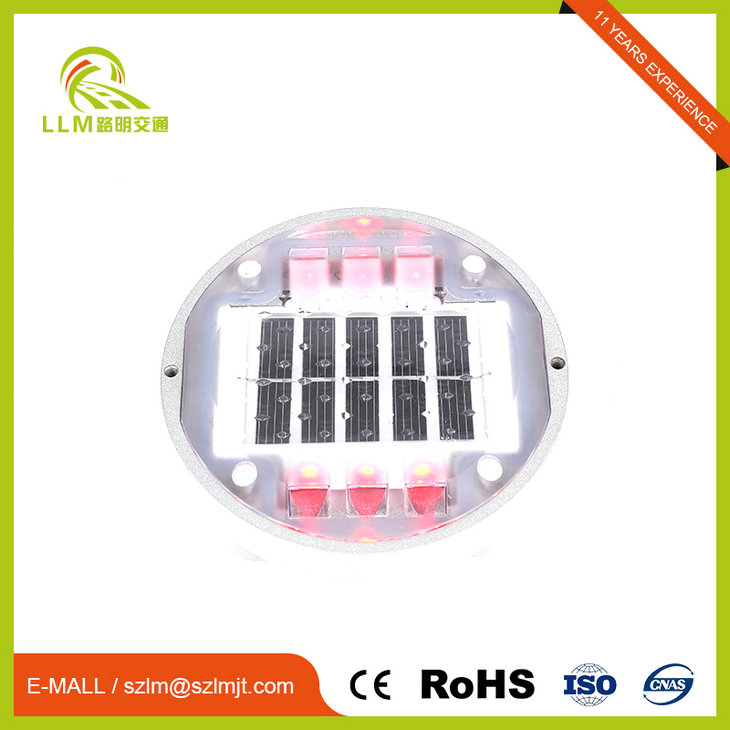 Advanced technology energy saving reflective aluminum road studs