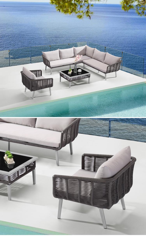 2018 ruang tamu modern furniture terbaru sudut 7 sofa set desain