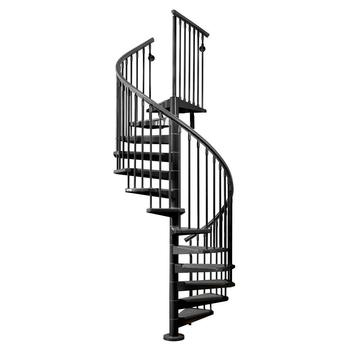 Amazing Outdoor Spiral Stairs Kit Prices Wrought Iron Spiral Staircase