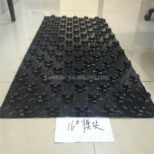 Customized Thermoforming Plastic Heating Systems Parts/Water Heating Mats