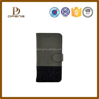 Latest popular custom universal leather case for mobile phone