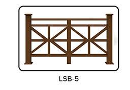 WPC posti di recinto di legno composito di plastica all'aperto vendita padiglioni