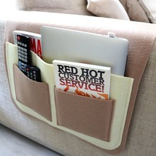 felt sofa armchair storage bag
