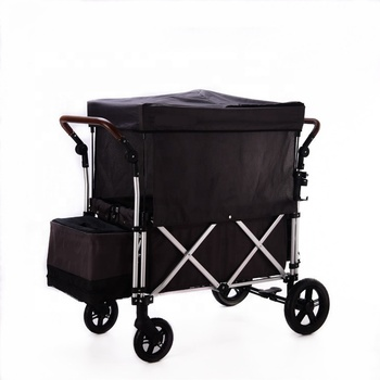 4 Wheel Collapsible Folding Wagon