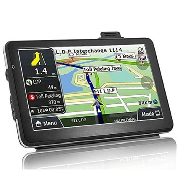 Best Price 7inch Mediatek Portable GPS Navigation with built in 8GB and Free World Maps