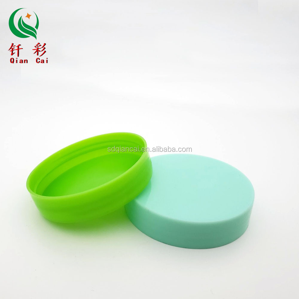 Polypropylene Plastic Material Lids For Jar And Cans