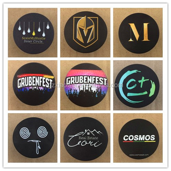 Free Custom Logo Printing popping grip sockets phone Expanding Stand For Cell Phone