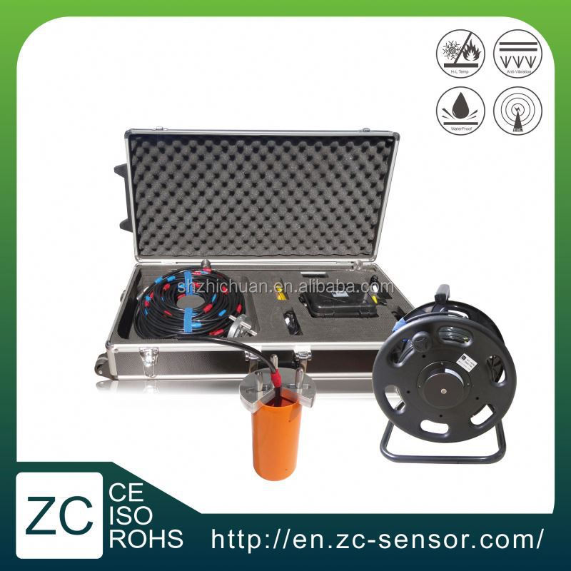 ZC Tech High accuracy aluminum case tilt sensor (ZCT-CX03D)