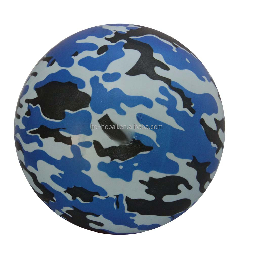 2017 hot sell PVC colorful print marble <strong>ball</strong>