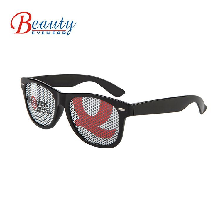 2018 fashion fun design Any color Adult china PC sunglasses