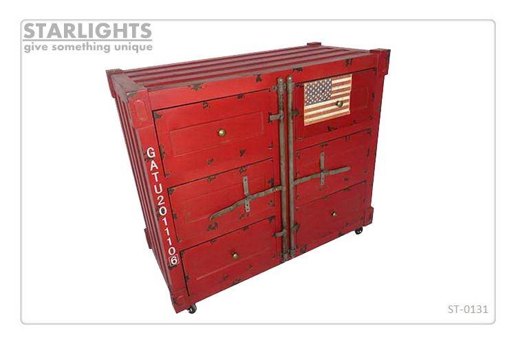 Credenza Per Rustico : Legno antico dipinto rustico credenza cabinet mobili per sala da