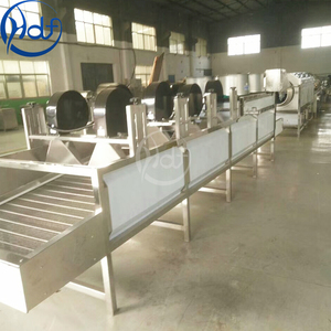 Dry dried vegetable machine commercial fruit and vegetable dehydrator nut drying machine