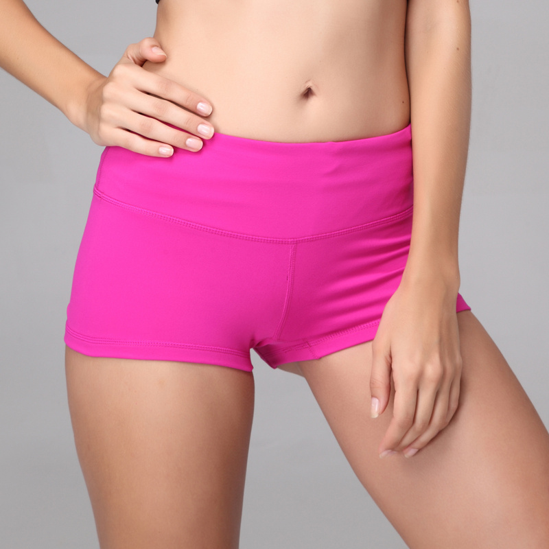 9a5733dba7230 Seamless sport yoga shorts, comfortable ladies fitness yoga wear gym,  sports shorts, View yoga shorts, customize brand Product Details from  Guangzhou ...