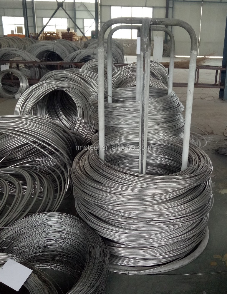 Chinese manufacture Stainless steel Hydrogen annealed wire 202
