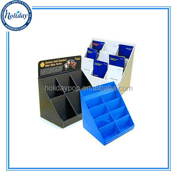 OEM&ODM Cardboard Stock Keeping Unit,Paper Display Box For Lipsticks,Counter Cardboard Display Boxes SKU
