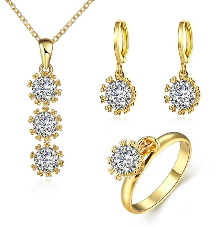 New design 14K-18K Gold jewelry