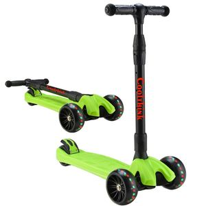 Most Popular Special Design High Weight Bearing Colorful Space Scooter