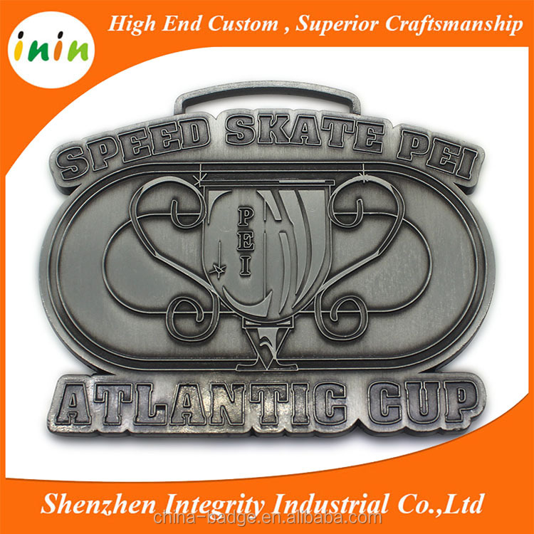 Die casting Technique and Art & Collectible Use personalized medal and trophy