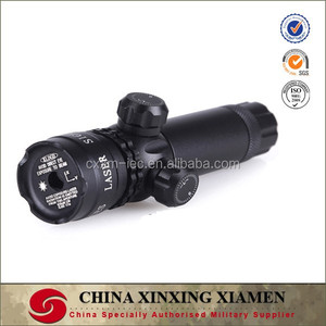 Tactical red dot Mini Red Laser Sight With Tail Switch Scope for Gun Rifle Pistol with Lengthen Rat Tail Hunting Optics