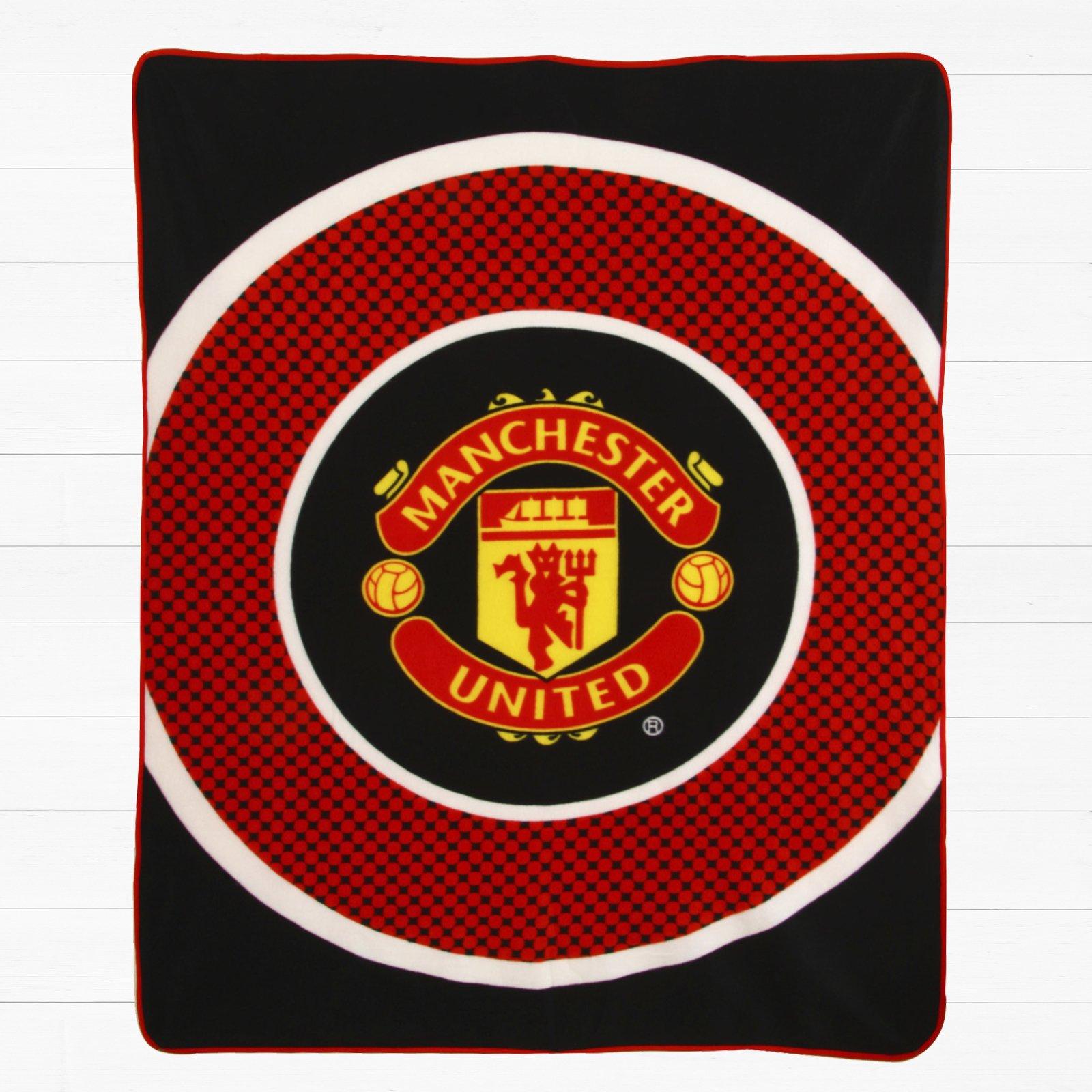 Fleece Blanket - Manchester United F.C (BE)