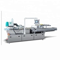 automatic finished pouch cartoning machine