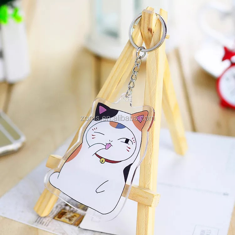 Wholesale Fob Shanghai Or Ningbo Port 5% Discount Acrylic Keychain Blanks