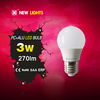 hot new products for 2015 A55 e27 3w emergency led bulb