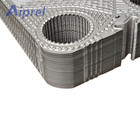 Stainless steel air to air plate heat exchanger